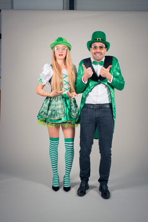 COUPLE-COSTUME-ST-PATRICK