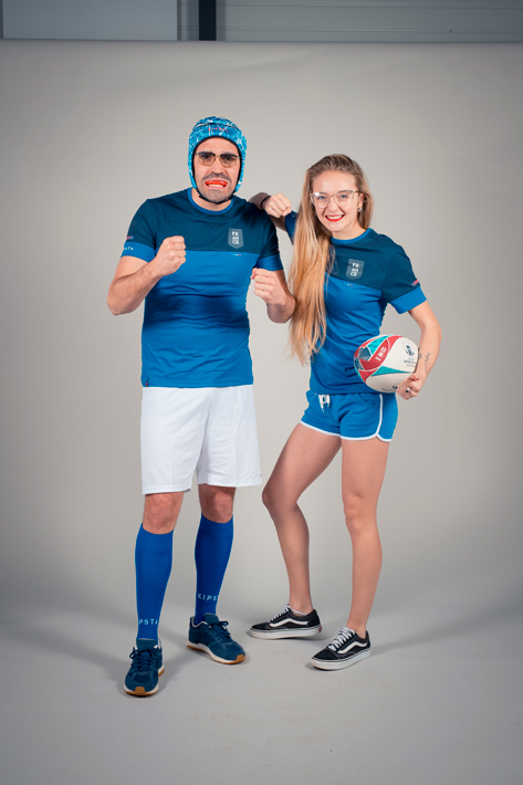 RUGBY-COUPLE