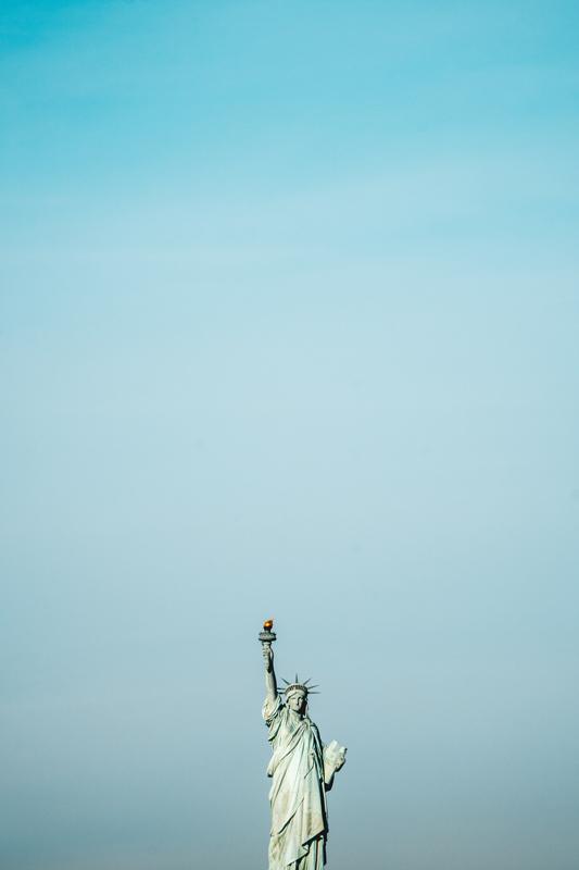 statue-de-la-libertée